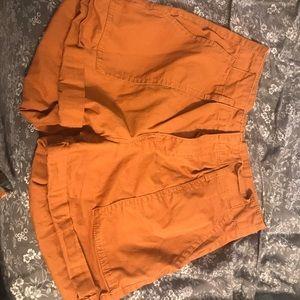 Vanilla star shorts from Marshall's